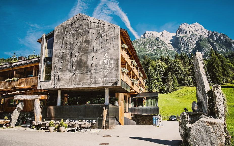 Hotel Mama Thresl Leogang Alpine Eventlocation Im Salzburger Land