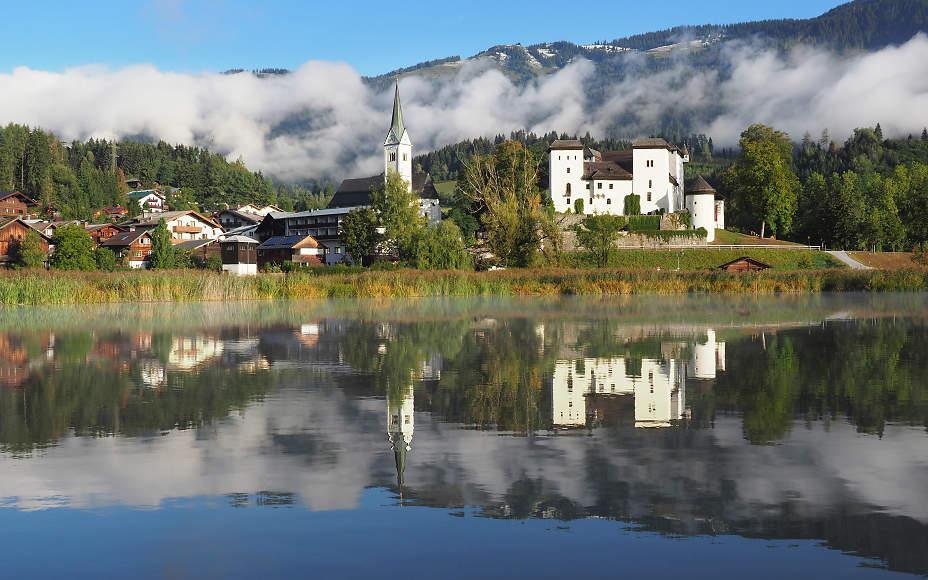 Goldegg im Pongau Schloss Goldegg, Goldegg, Salzburg